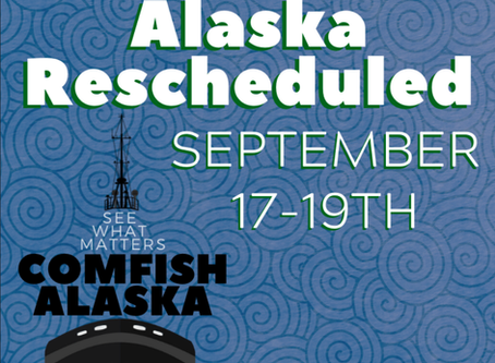 ComFish Alaska 2020 Postponed to September 17th-19th