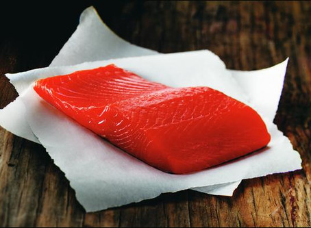 Copper River Coho Salmon Available from Catch 49