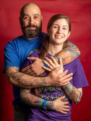 Melissa and John Seagull - Shipe Shots 1