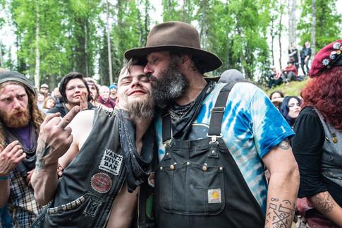 Alaska's Woodstock