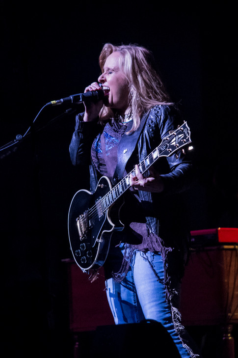 8 Rapid Fire Questions with Melissa Etheridge