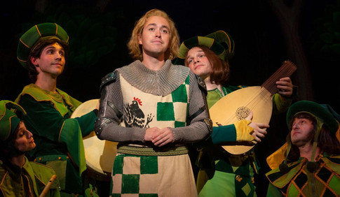 Monty Python's Spamalot comes to Anchorage
