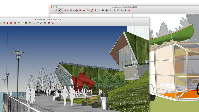 What is SketchUp?