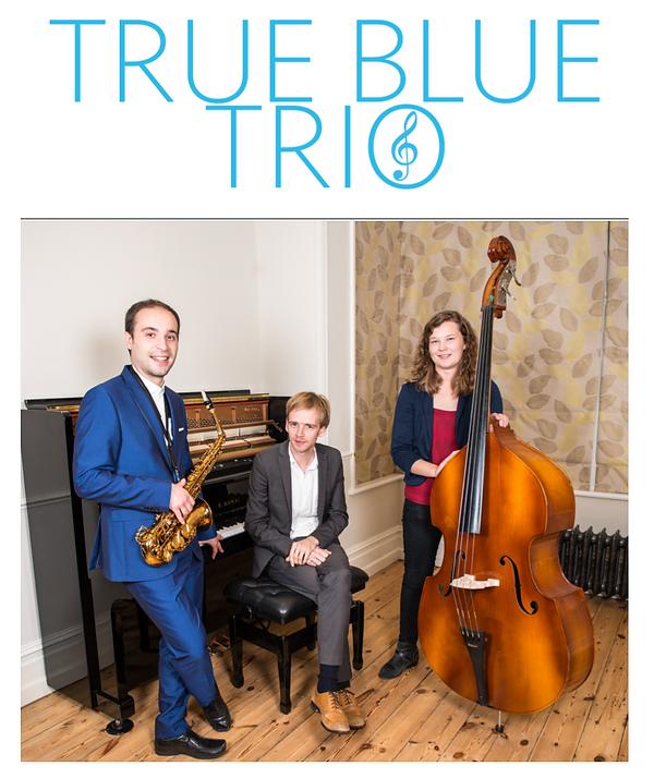 True Blue Jazz Trio