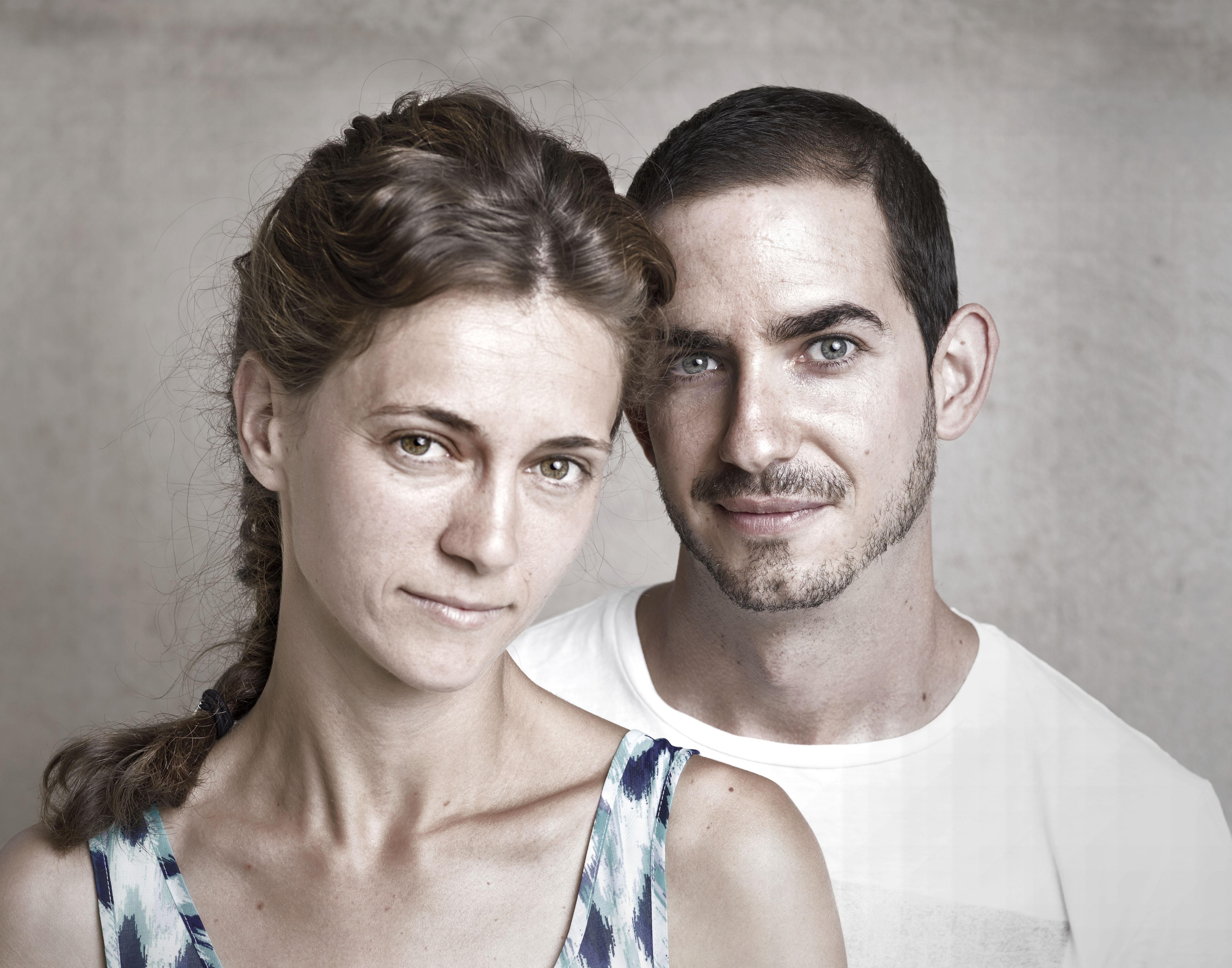 Carmen y Javi