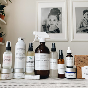 My Favourite Natural Beauty Products - Essentials By Nature