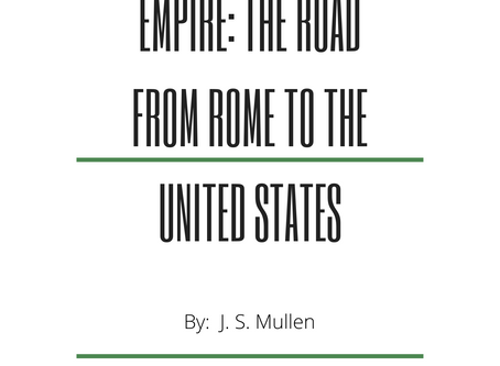 FROM REPUBLIC TO EMPIRE: ROME AND THE UNITED STATES