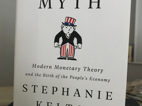 Modern Monetary Theory: It's not a Theory, but it's a Dangerous Game