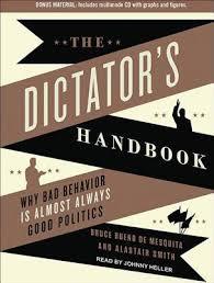 Democracy and The Dictator's Handbook