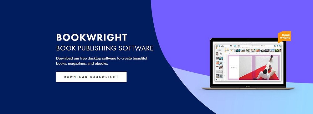 "FREE ""BOOKWRIGHT"" PUBLISHING SOFTWARE DOWNLOAD"
