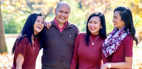 Mylah Balanay and family