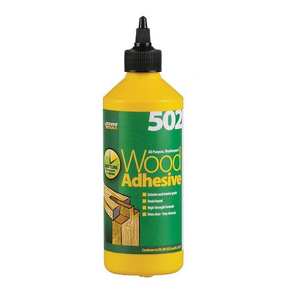 EVERBUILD 502 Wood Adhesive Glue