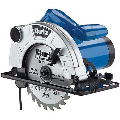 CLARKE CCS185B 185mm CIRCULAR SAW