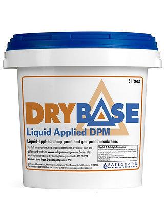 xxxxxxxx 1 x 5 litre Drybase Black