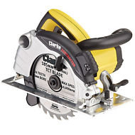 CLARKE CON185 185mm CIRCULAR SAW WITH LASER GUIDE