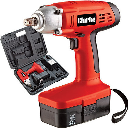 "Clarke CIR220. 1/2"" Cordless Impact Wrench"