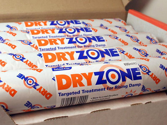 30 Tubes Of Dryzone And Application Gun.