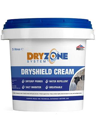 Drysheild Cream 20 Ltr Tub + vat
