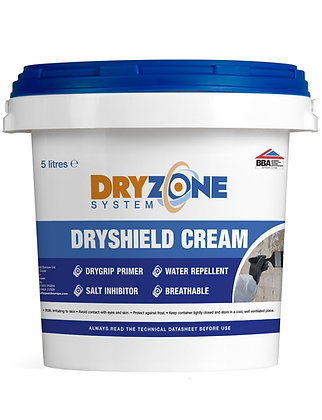 Drysheild Cream 8Ltr Tub.