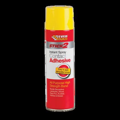 EVERBUILD Stick2 Spray Contact Adhesive