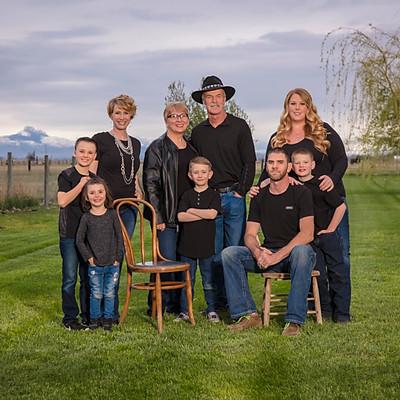 Lineback Family