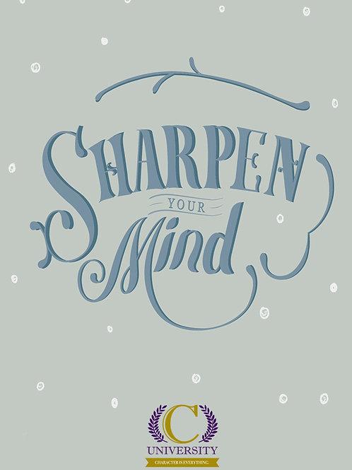 Sharpen Your Mind