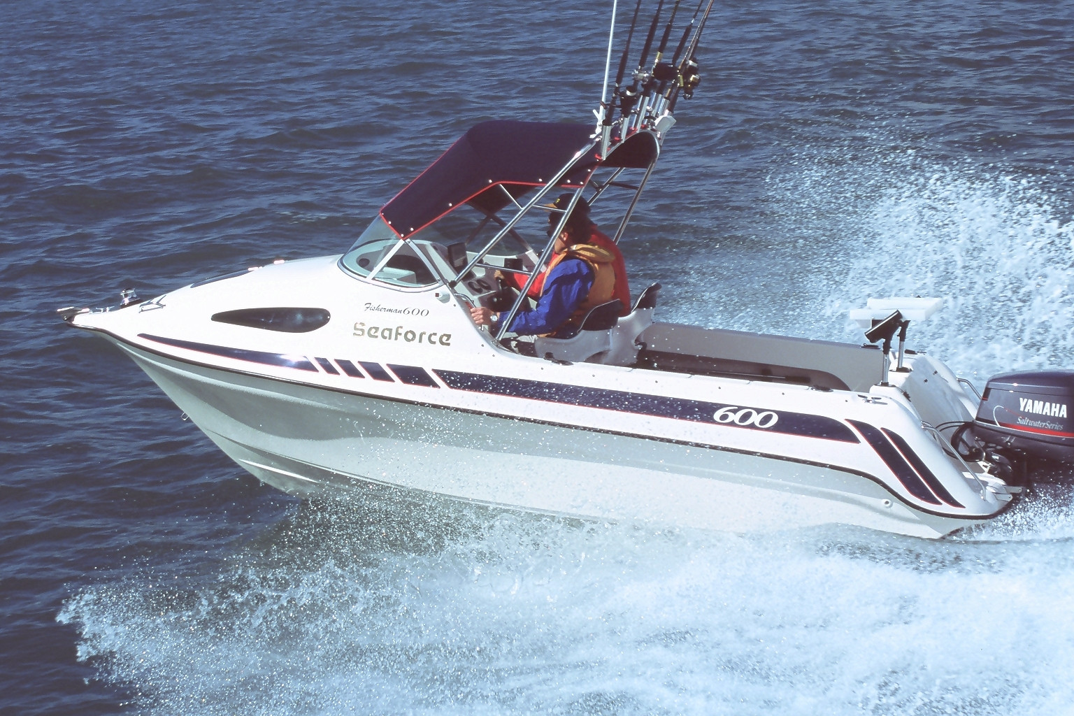 SEAFORCE 600