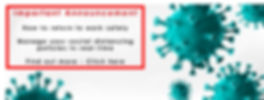 covid19, social distancing, ubiqisense, sypro, coronavirus, pandemic, return to work