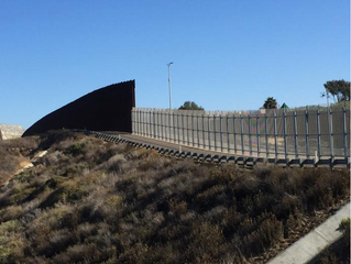 Expedited border wall construction jeopardizes church, environment