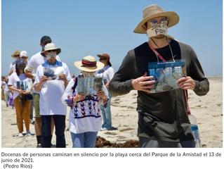La Patrulla Fronteriza sigue con política arbitraria en el cierre del Parque de la Amistad