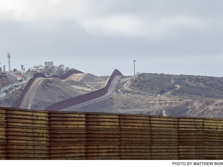 As Work Stops, Opponents Of The Border Wall Chart A New Path Forward