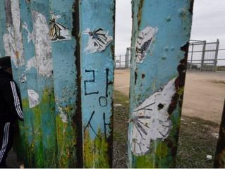 Biden suspende construcción de muro en frontera sur de EEUU