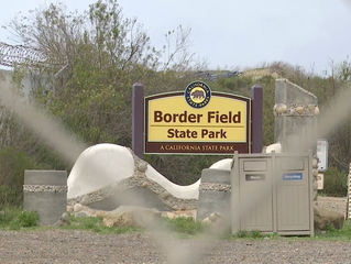 Border Patrol has yet to sign off on public access to popular California border park