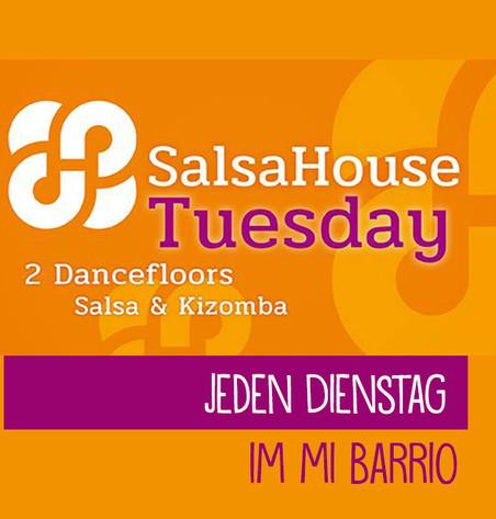 Salsa House Tuesdays