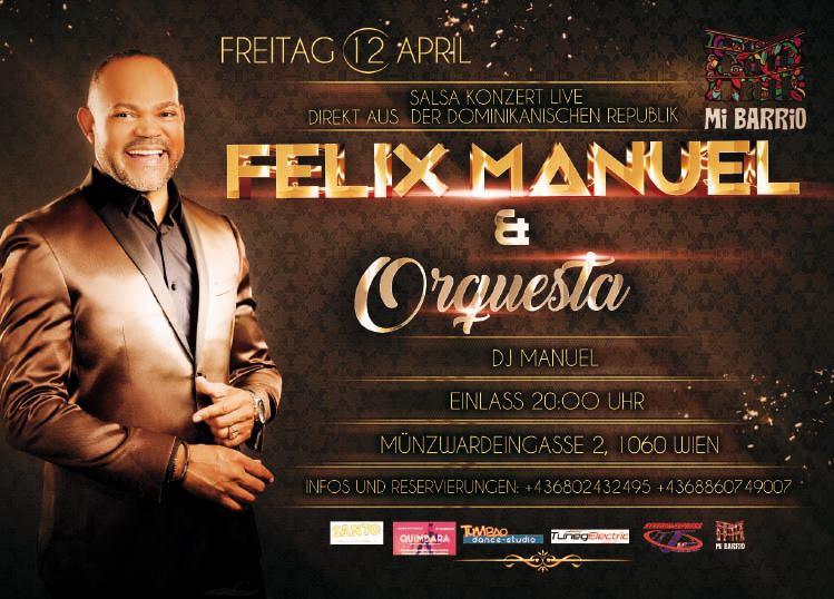 Latino Konzert