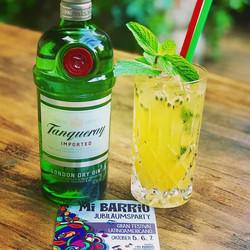 Mi Barrio Gin Tropic
