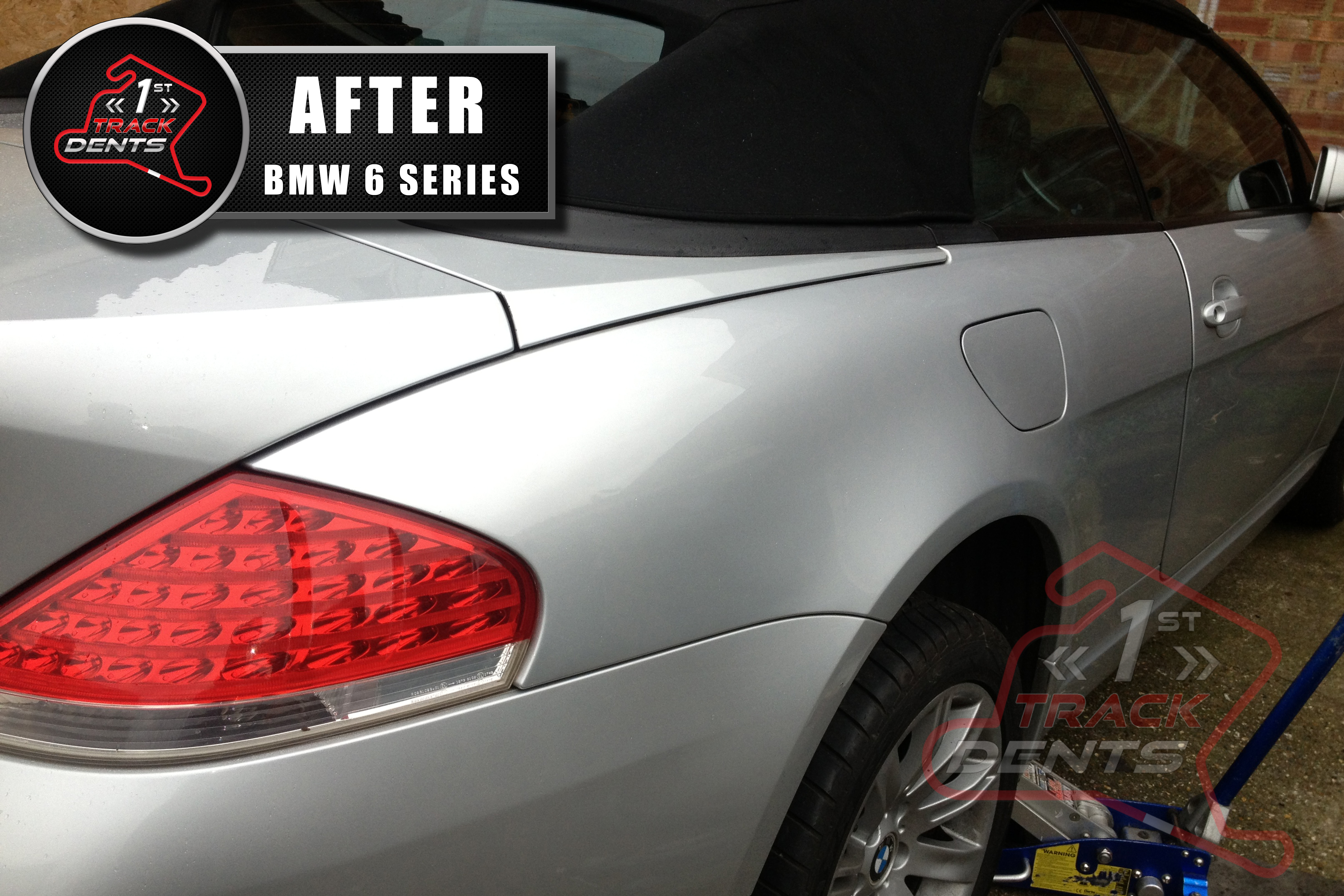 BMW 6 SERIES AFTER