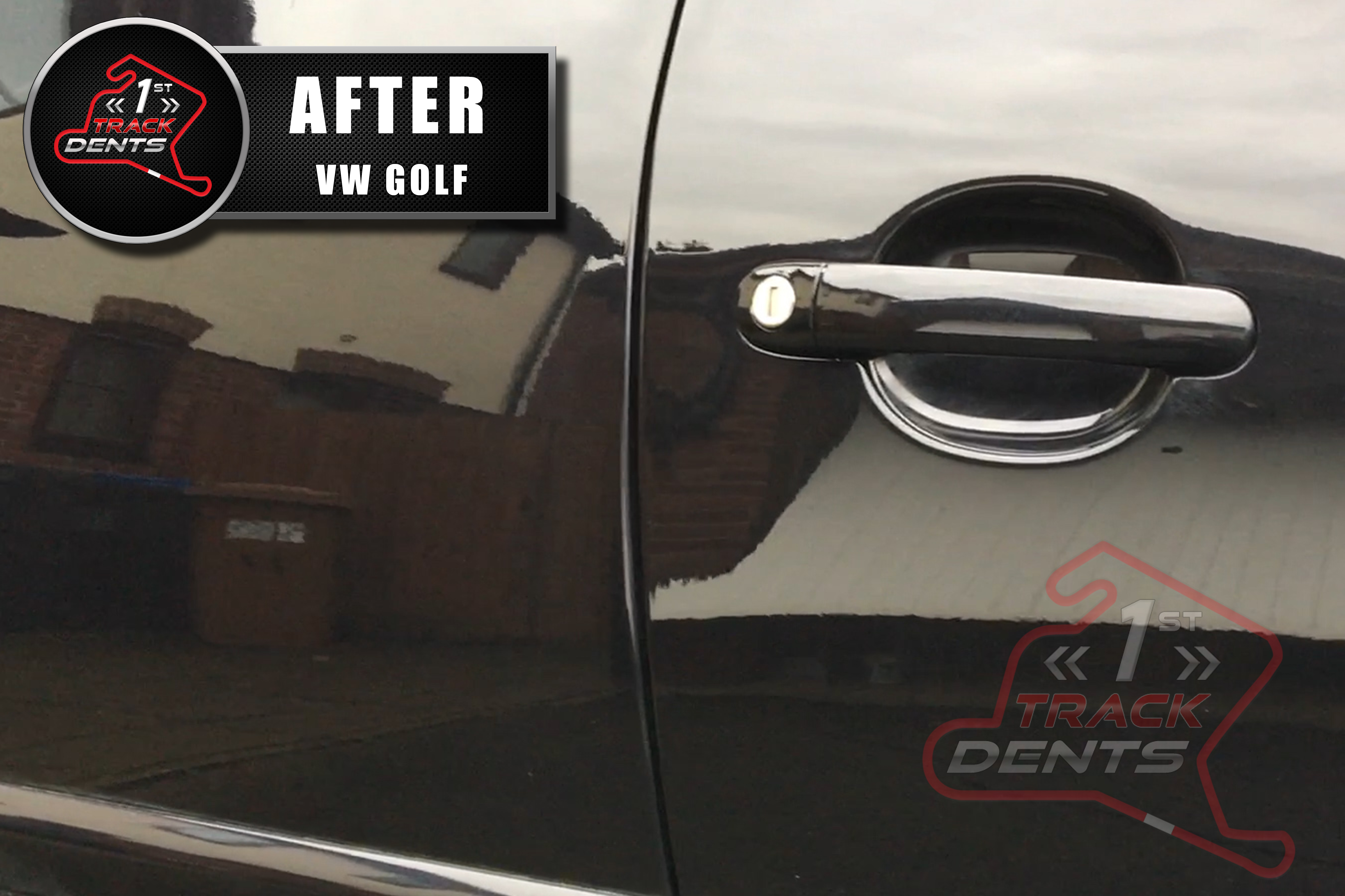 VW GOLF DOOR EDGE AFTER