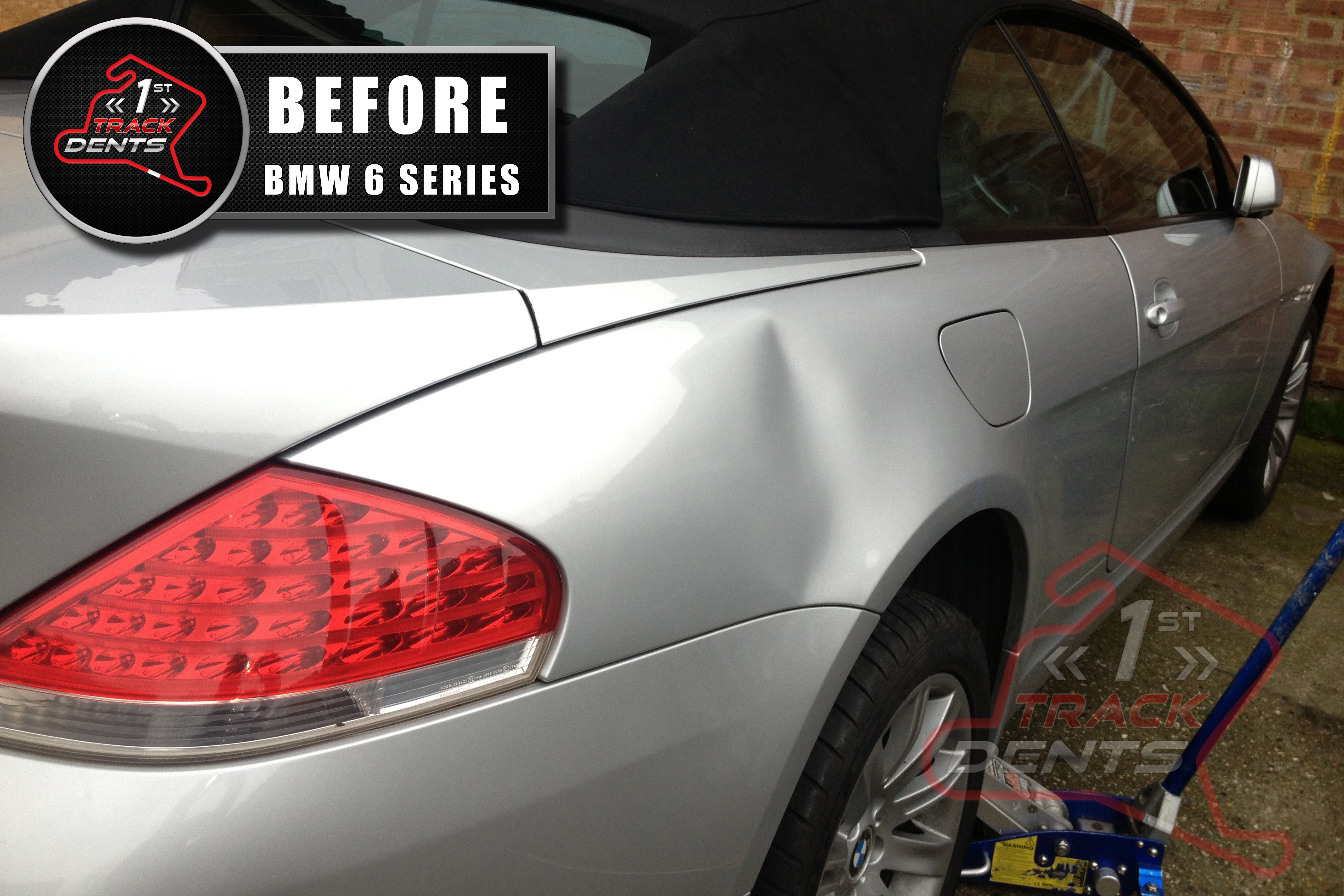BMW 6 SERIES BEFORE