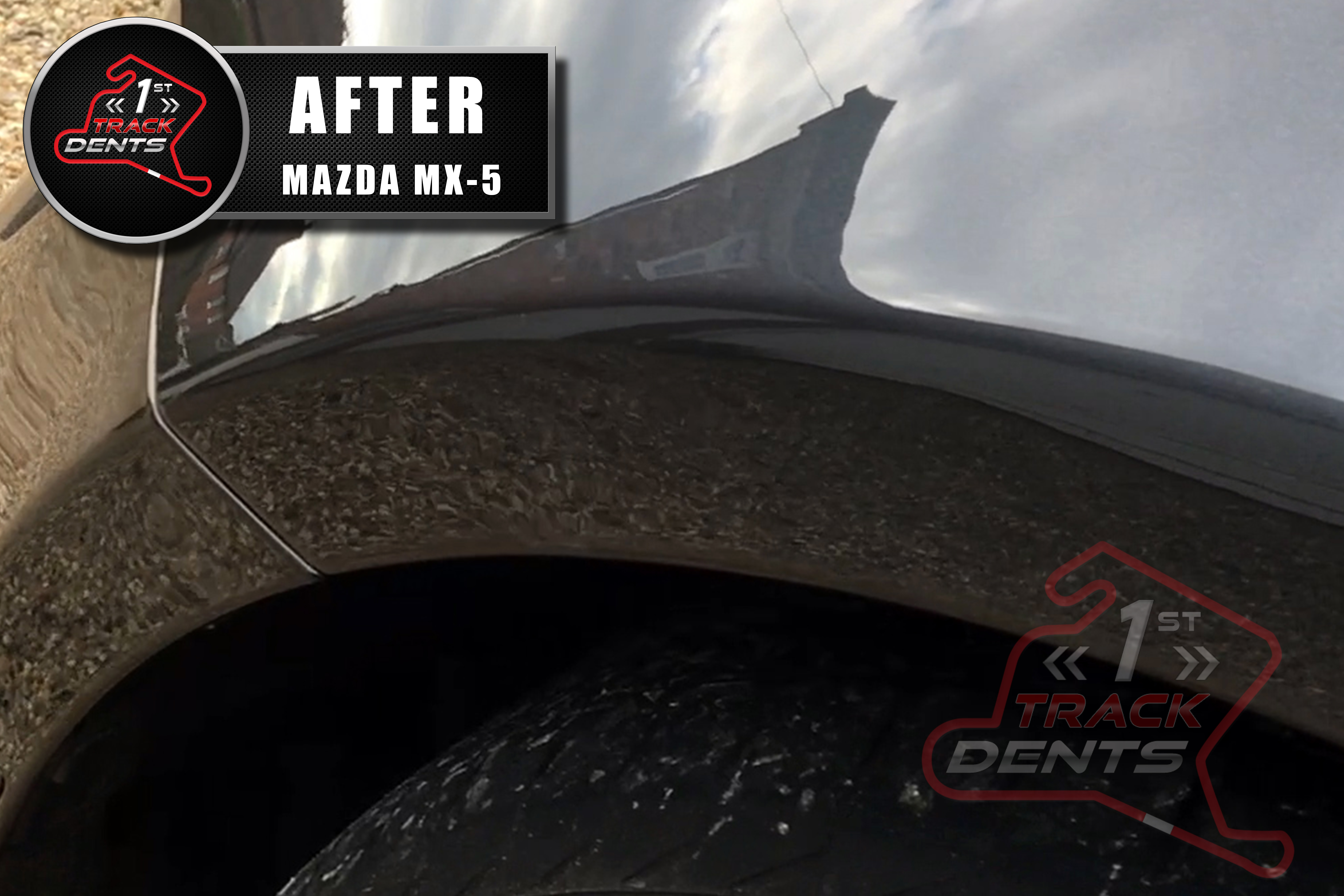 BMW MAZDA MX5 AFTER