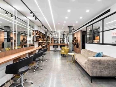 סלון פיאות אדריכלות ועיצוב פנים ענת שמוא