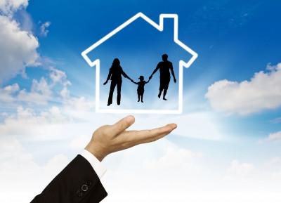 גירושין, חלוקת רכוש ופירוק שיתוף בדירה