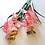 Thumbnail: סחלב ענק שני ענפים עם פרחים-פרחי משי לעיצוב הבית