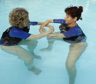טיפול רגשי במים