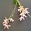 Thumbnail: ענף סחלב ננסי- פרחי משי לעיצוב הבית