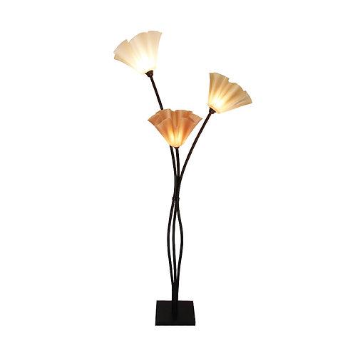 מנורת פרח 3 קנים
