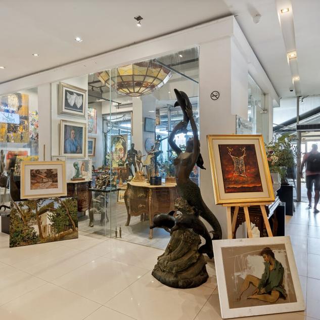 גלרית אשל לאומנות ישראלית