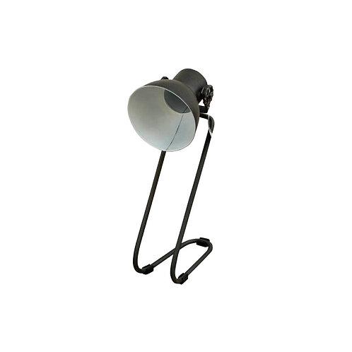 מנורת שולחן רטרו שחורה