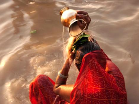 המים בדתות השונות