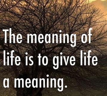 מה- שמעות?  על מציאת משמעות בתקופות מאתגרות